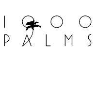 1000 Palms Logo in the District on Bernard Kelowna